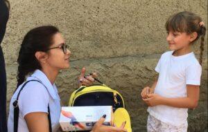 Global Store dăruieşte joc şi bucurie copiilor din programele Diaconiei